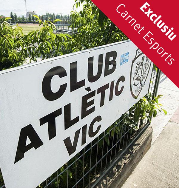 Club Atlètic Vic - U-Vals UVic - Carnet Esports