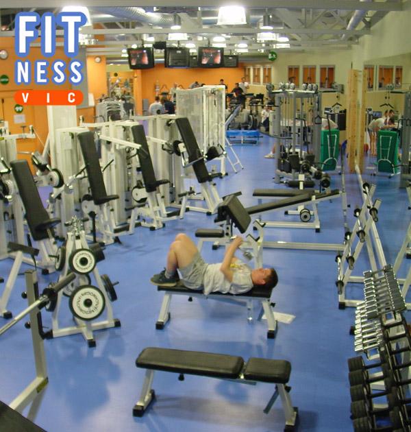 Fitness Vic descomptes- U-Vals UVic-6