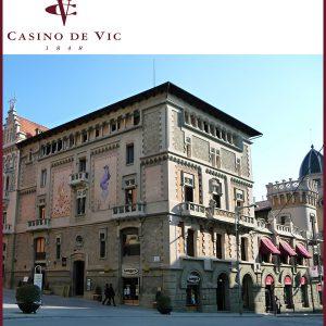 Casino de Vic - U-Vals UVic
